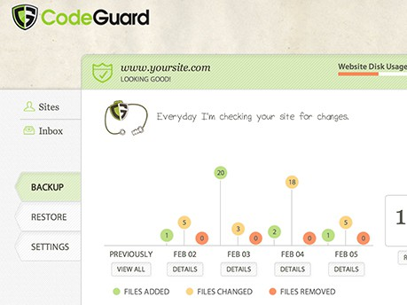 codeguard-files-changed