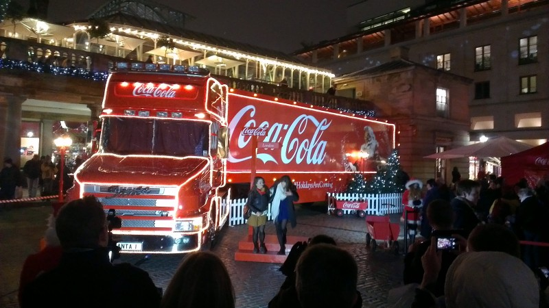 Christmas isn't Christmas without overt commercialisation (posted 2012)