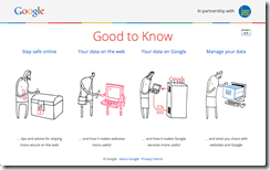 gooogle_goodtoknow_series