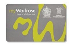 my-waitrose-card