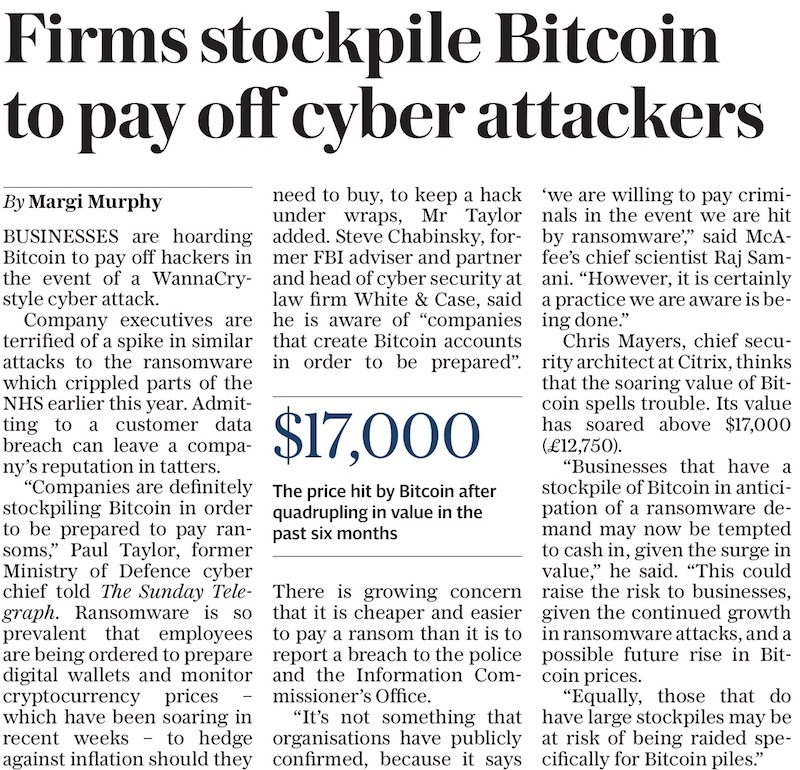 firms-stockpiling-bitcoin-to-pay-ransoms